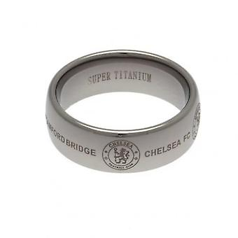 Chelsea Super Titanium Ring Large