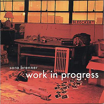 Sara Brenner - Work in Progress [CD] USA import