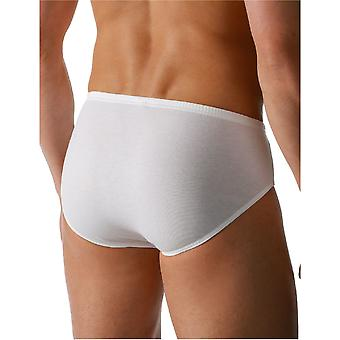 Mey 2811 Men's Noblesse White Pima Cotton Briefs