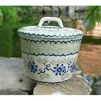 Wax pot with lid, ↑14 cm, Ø15 cm, Andrea, BSN m-2800