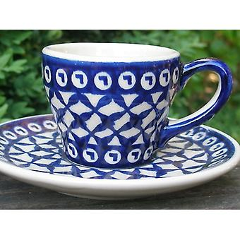 Mocha/espresso Cup and saucer tradition 57 BSN 60908