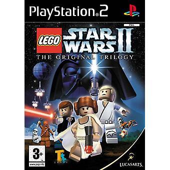 LEGO Star Wars II Den ursprungliga trilogin (PS2) - Ny fabrik förseglad