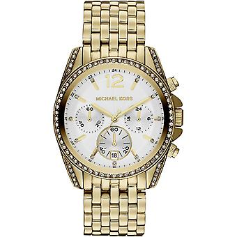 Michael Kors damer Pressley Chronograph Watch MK5835