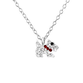 Dog - 925 Sterling Silver Necklaces - W22322X