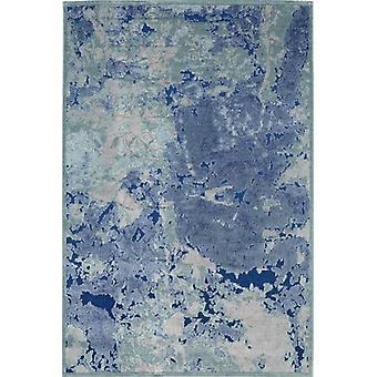 Teppiche - Antigua 201Z blau