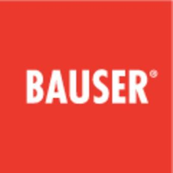 Bauser 3840/008.2.1.7.1.2-003 Digital time counter - Twin technology type 3840 operating hours counter with pulse counter (HG)