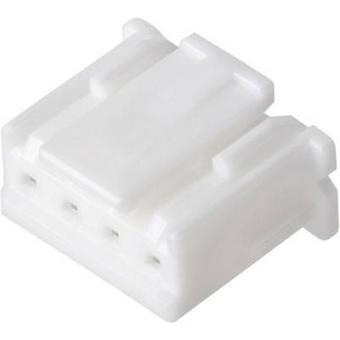 JST Socket låda - kabel XA totala antalet stift 7 kontakt avstånd: 2,50 mm XAP-07V-1 1 dator