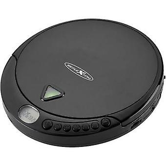 Reflexion PCD510MF Portable CD player CD, CD-R, CD-RW, MP3 Black