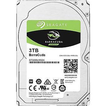 Seagate ST3000LM024 2.5 (6.35 سم) القرص الصلب الداخلي 3 تيرابايت باراكودا® ساتا السائبة الثالث