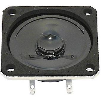 Visaton K 50 SQ 2 inch 5 cm Wideband speaker chassis 2 W 8 Ω