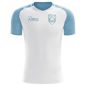 2018-2019 Guatemala hjem koncept fodbold Shirt
