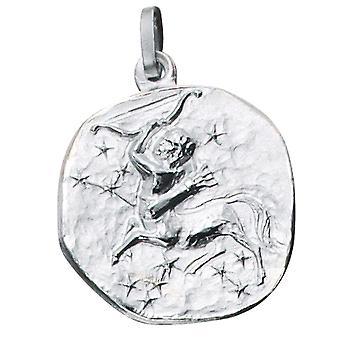 علامة نجمة قلادة من الفضة الاسترليني 925 الفضة القوس