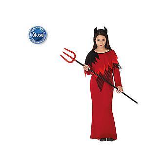 Kinder Kostüme Kinder Dark Devil Girl