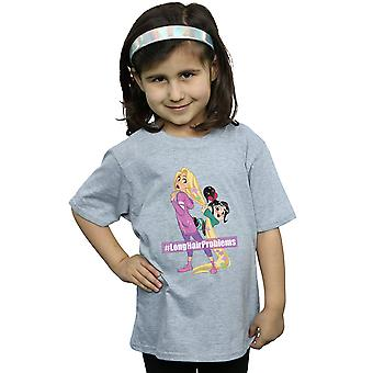 Disney Girls Wreck It Ralph Rapunzel And Vanellope T-Shirt