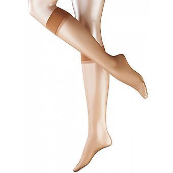 Falke Shelina 12 Denier Ultra-Transparent sensibles Top Shimmer hauteur du genou Collants - Brasil Nouvelles