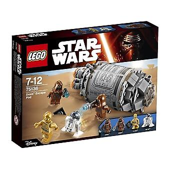 75136 LEGO Droid Escape Pod