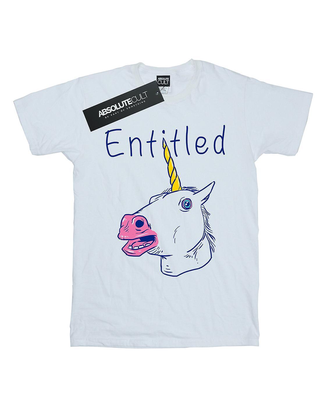 Vincent Trinidad Men's Entitled Unicorn T-Shirt