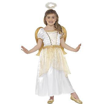 Engel Prinzessin Kostüm, Medium Jahre 7-9
