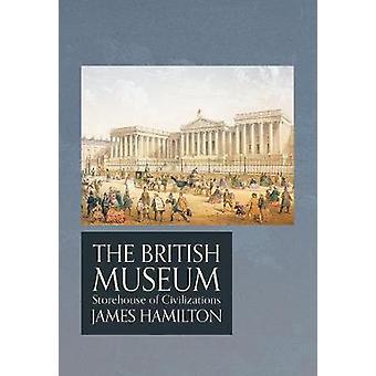 Muzeum Brytyjskie, przez James Hamilton - 9781786691835 książki
