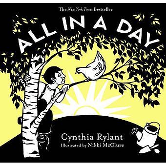 جميعا في يوم واحد قبل سينثيا ريلانت-مكلور نيكي--9781419726125 للكتاب
