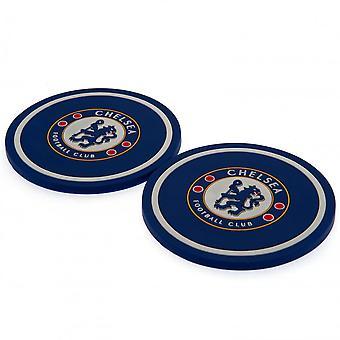 Chelsea FC Coaster zestaw (zestaw 2)
