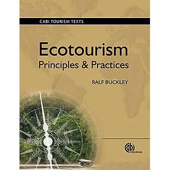 Ecotoerisme - beginselen en praktijken door R. Buckley - 9781845934576 Bo
