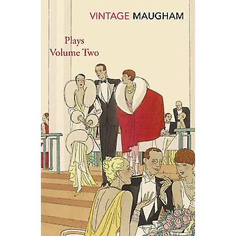 Plays Volume Two de W. Somerset Maugham - 9781784872137 Libro