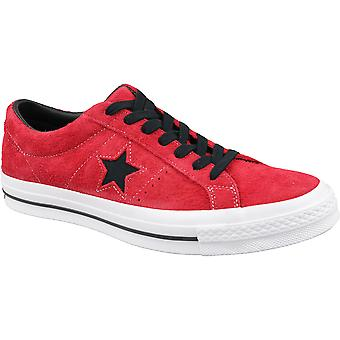 Converse One Star 163246C Mens plimsolls