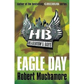 Eagle van de dag (van Henderson Boys)