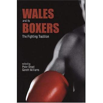 Au pays de Galles et ses Boxers: la Tradition de lutte contre