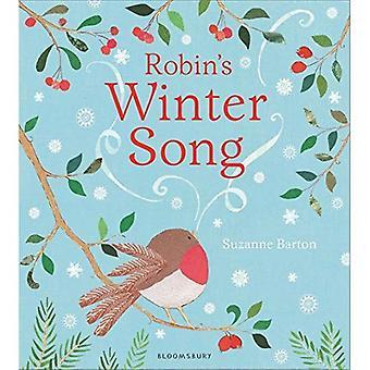 Chanson d'hiver de Robin