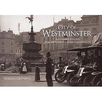 City of Westminster: Photographs and Postcards From The Archives of Judges of Hastings Ltd (Postcard Collection)