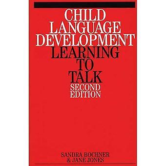 De ontwikkeling van de taal van het kind: Leren praten