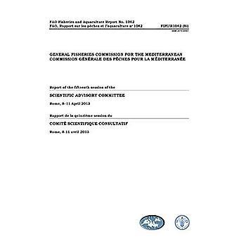 Verslag van de vijftiende bijeenkomst van het wetenschappelijk adviescomité, Rome 8-11 April 2013: algemene visserij...