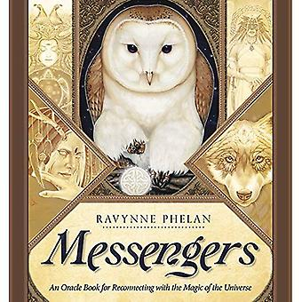 Messengers: An Oracle Book for Reconnecting with the Magic of the Universe