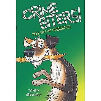 Hund dag efter skolan (Crimebiters #3) (Crimebiters)