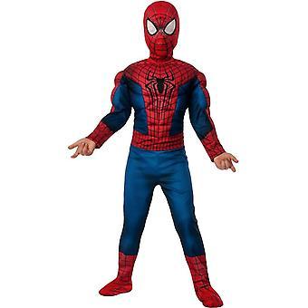 Spiderman 2 kind kostuum