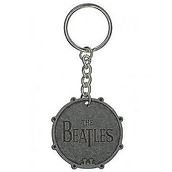 The Beatles Keyring Bass Drum
