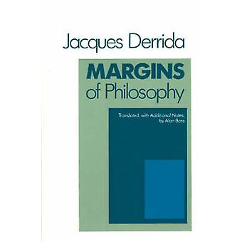 Margins of Philosophy by Jacques Derrida - Alan Bass - 9780226143262