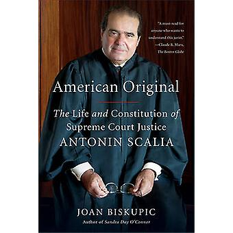 American Original - The Life and Constitution of Supreme Court Justice