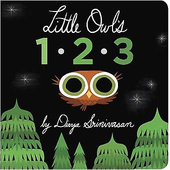 Little Owl's 1-2-3 by Divya Srinivasan - 9780451474544 Book
