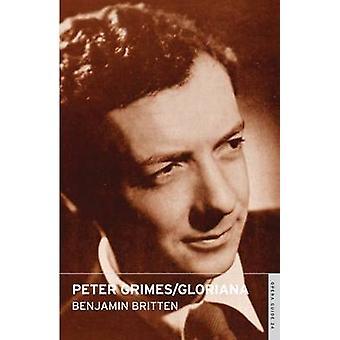 Gloriana by Benjamin Britten - 9780714544250 Book