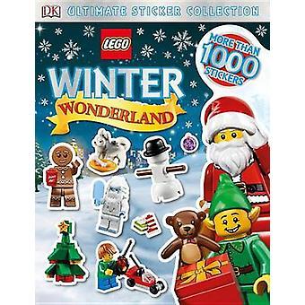 Lego Winter Wonderland by DK - 9781465454751 Book