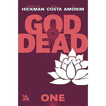 God is dead - V. 1 by Jonathan Hickman - Mike Costa - Di Amorim - 9781