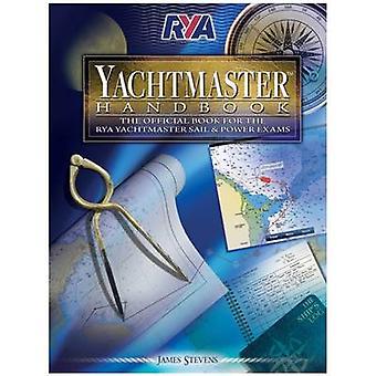 RYA Yachtmaster Handbook by James Stevens - 9781905104956 Book
