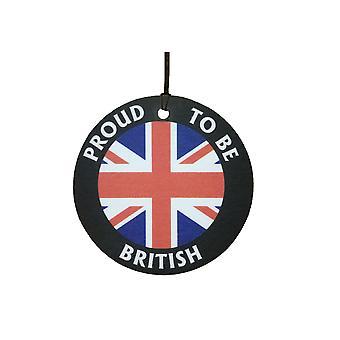 Proud To Be British Car Air Freshener