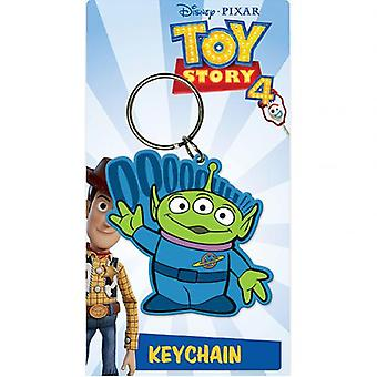Toy Story 4 PVC keyring Alien