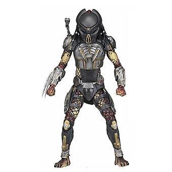 Predator 7- Actionfigur Ultimate Fugitive Predator Material: Kunststoff, Hersteller: NECA