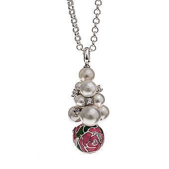 Belle Etoile Pink Botanique pendant 02030910901