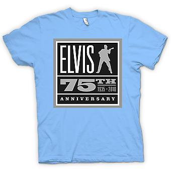 Womens T-shirt - Elvis Presley - 75th Anniversary